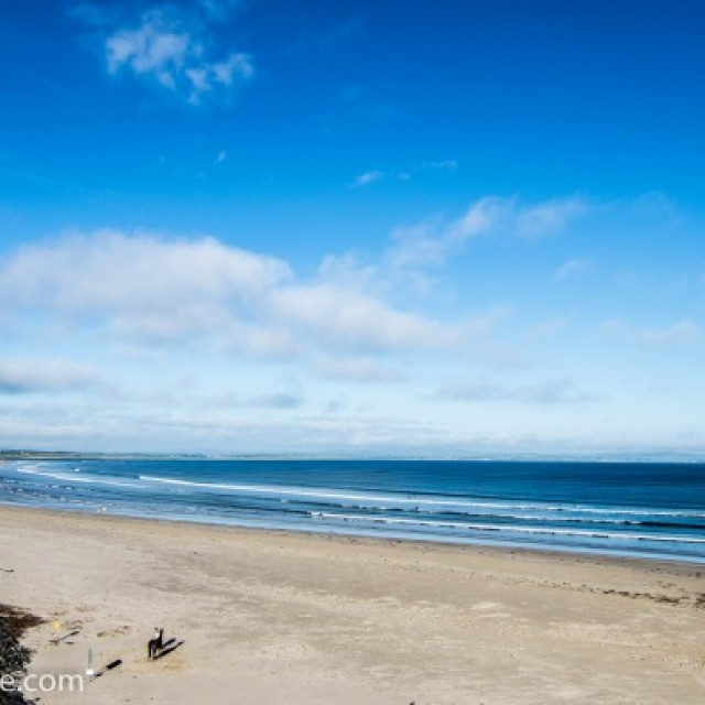 Surf report photo of Enniscrone