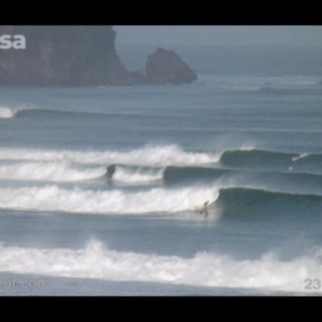 Surf report photo of Impossibles