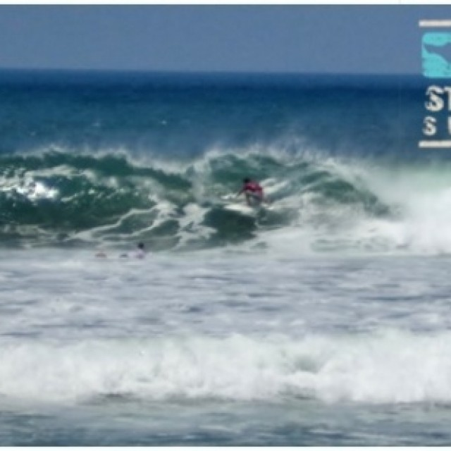 Surf report photo of Brawa Beach