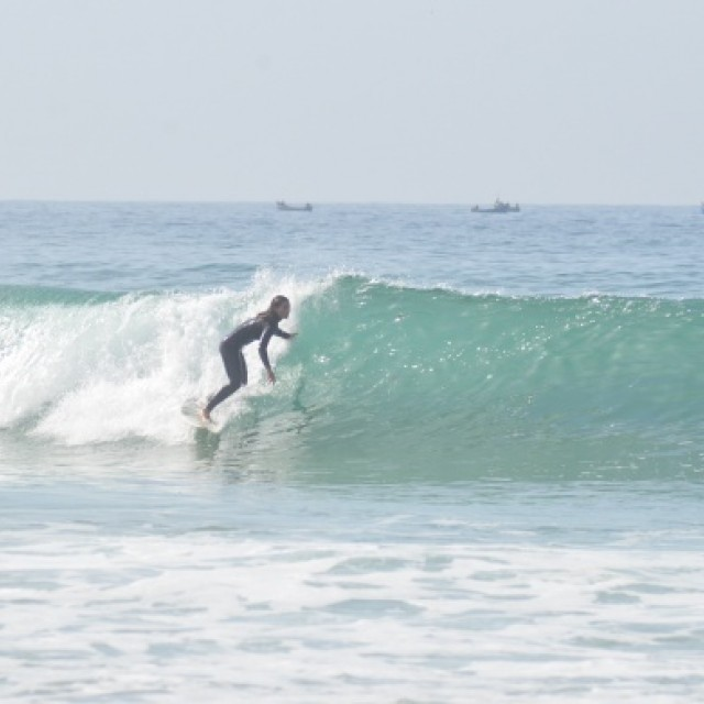 Surf report photo of Anchor Point