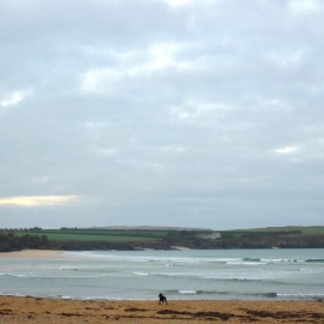 Surf report photo of Harlyn