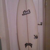 Lost Subdriver 5'8