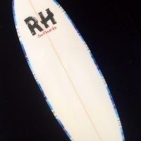 RH surfboards Hilo,Hawaii