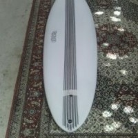 New surf board