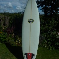 Mike Mayer Surfboard 6'5